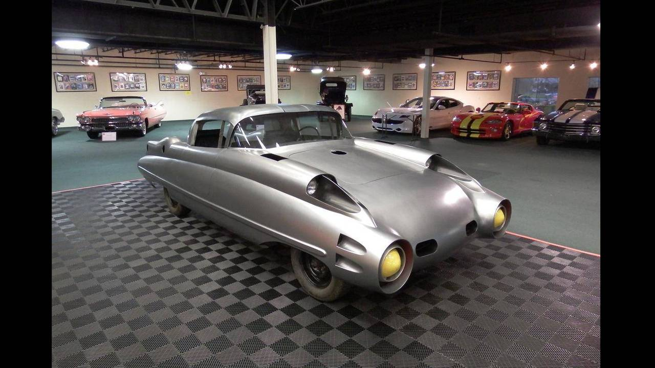 1957 Galileo Show Car