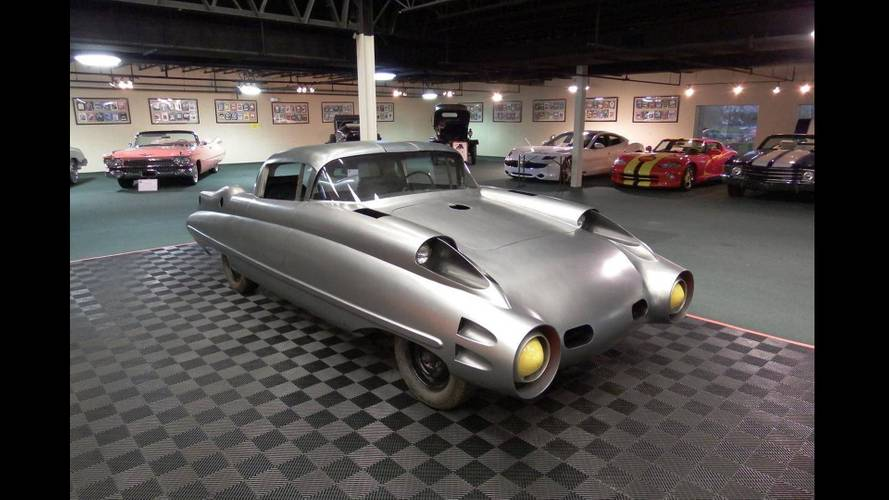 This 1957 Galileo Show Car Is A Crazy '50's Concept You Can Buy