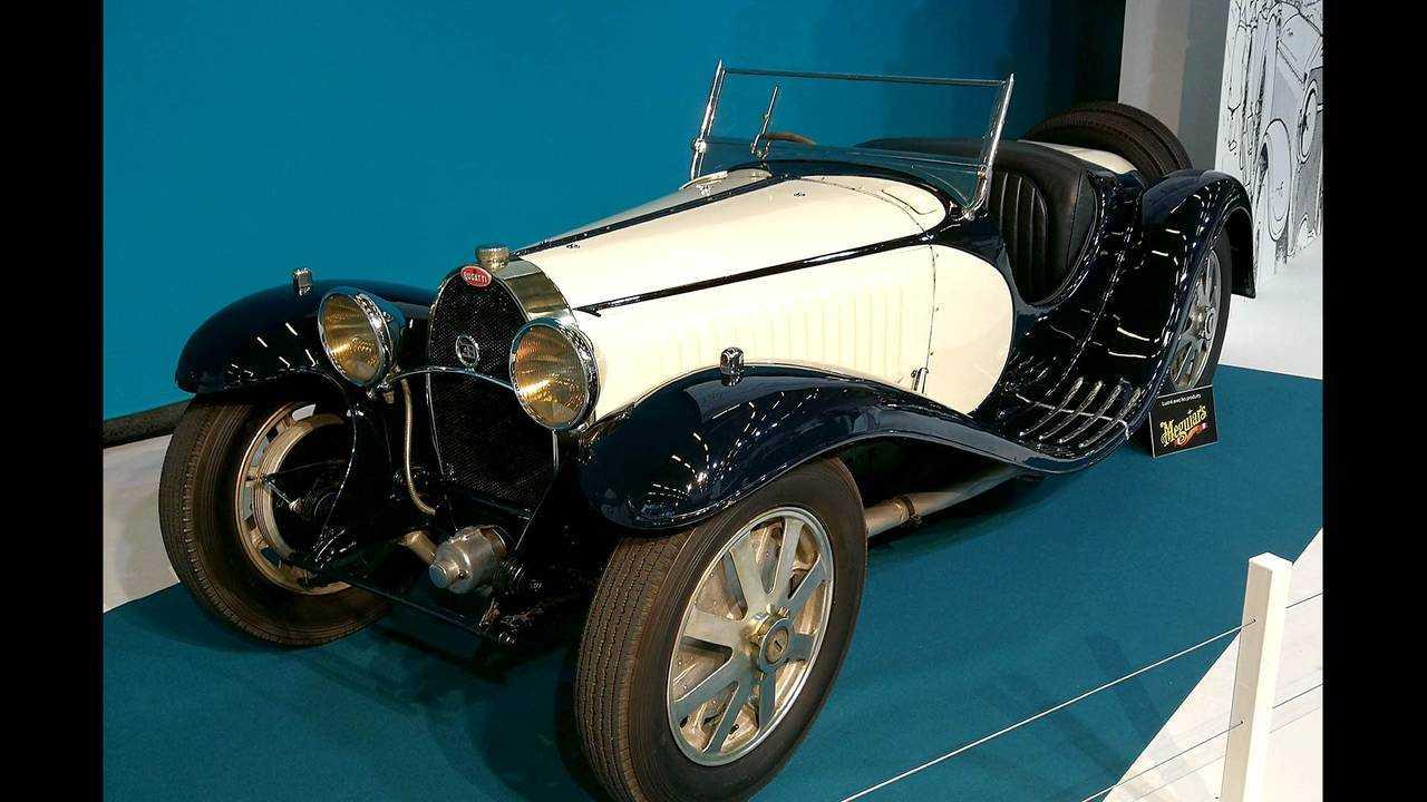 Bugatti Typ 55 (1932)