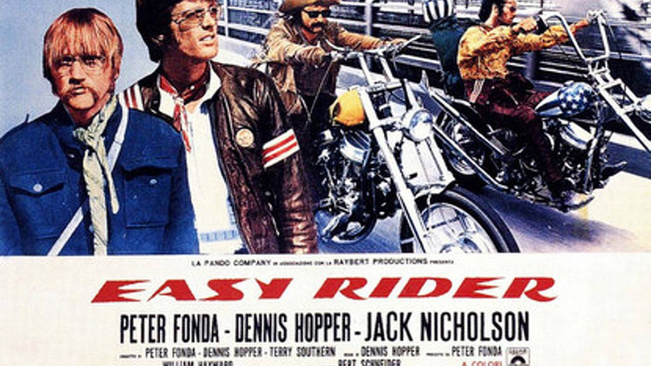 Easy Rider sequel already in post production, coming soon.