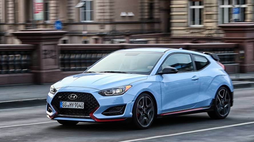 Hyundai Veloster N Could Get Bigger Turbo 2.5-Liter Engine
