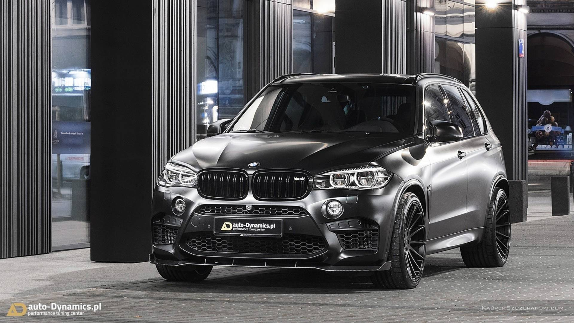 Bmw X5 M Avalanche Is A Mobbed Up Suv With 670 Horsepower