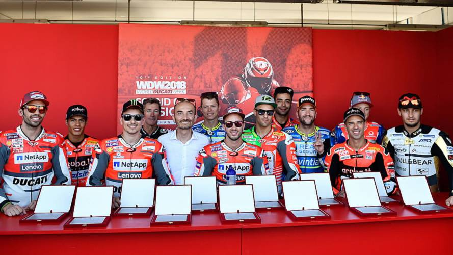 Gran éxito de la WDW 2018 con protagonismo de los pilotos españoles