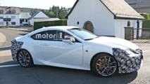 Lexus RC F facelift