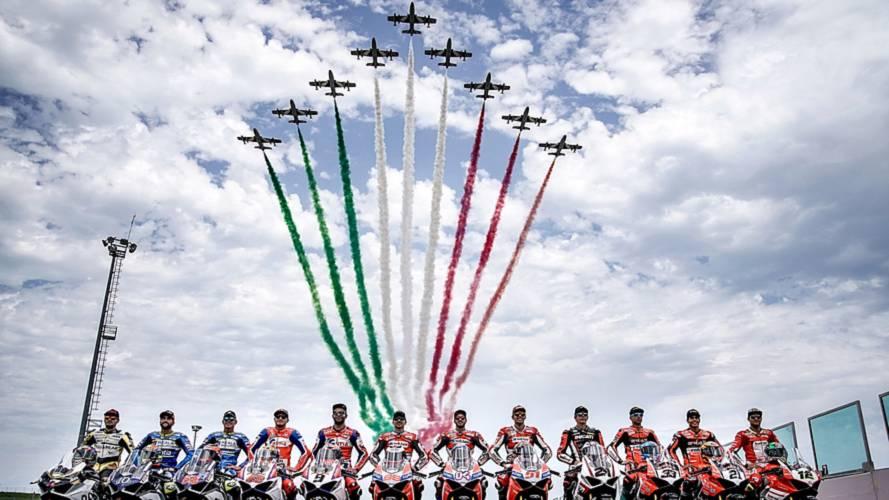 WDW World Ducati Week 2018