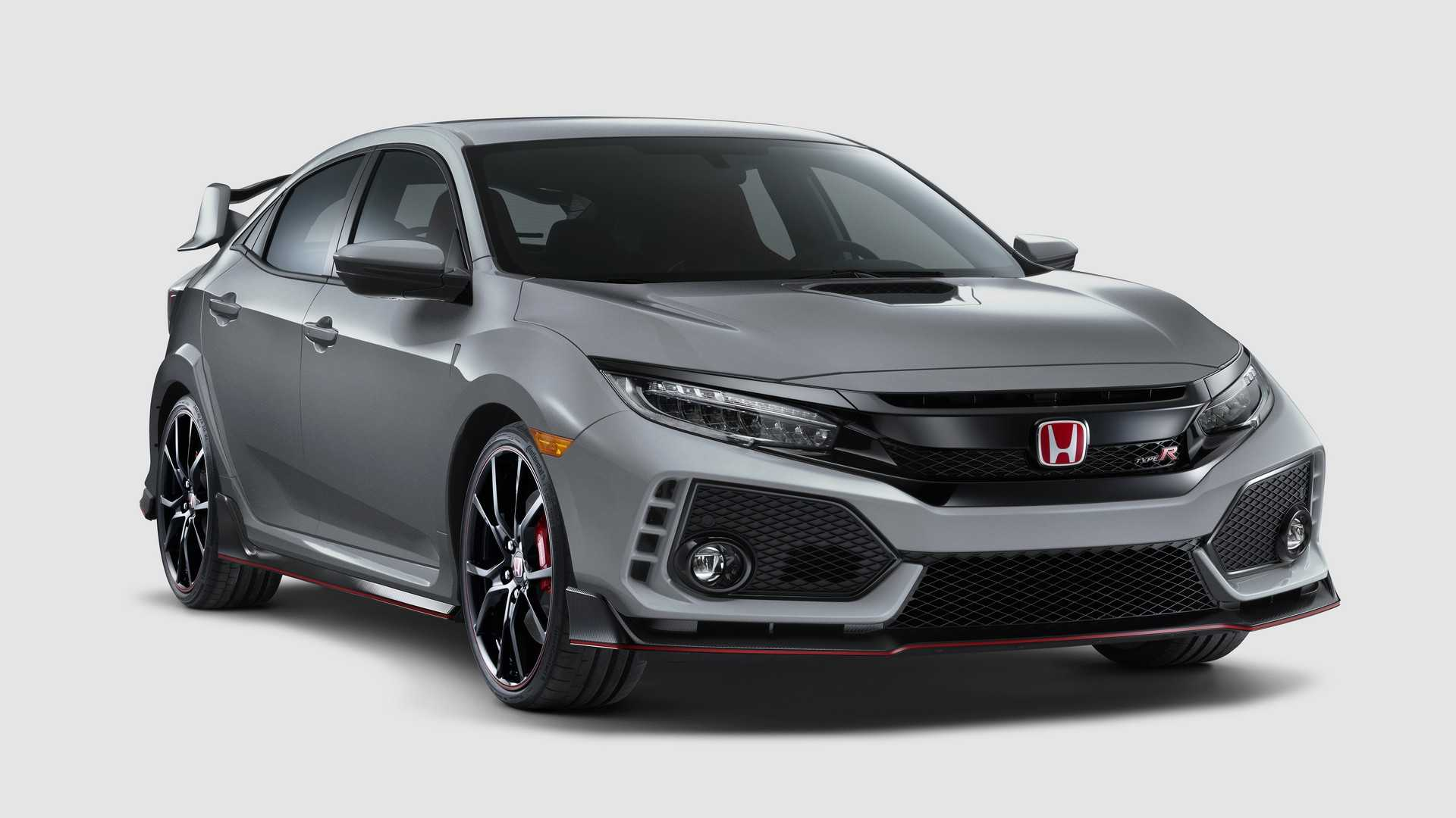 2019 Honda Civic Type R Arrives With New Color, More Standard Kit