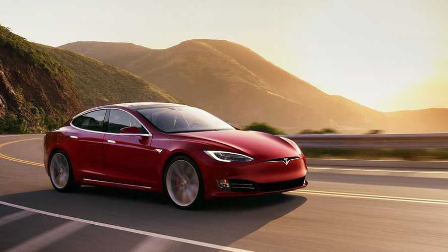 Tesla Model S software updates: Performance improves by leaps & bounds