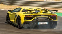 Lamborghini Aventador SVJ im Test