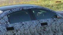 2020 Mercedes S-Class Sedan screenshot from spy video
