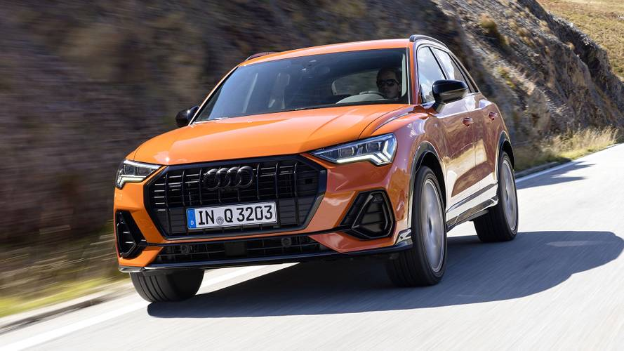 Audi Q3 Test
