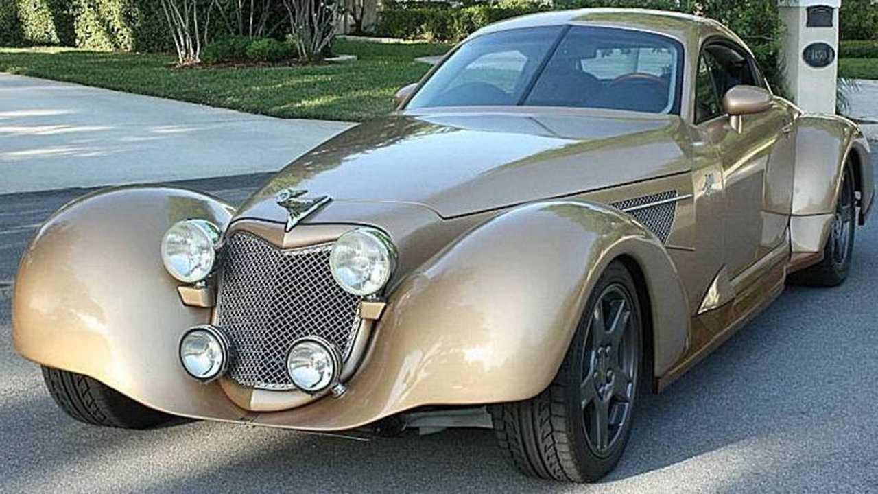 Corvette Bella Elan Coupe