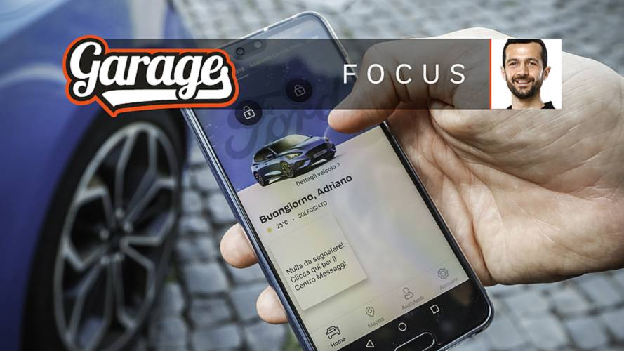Ford Focus, l'hi-tech è la sua