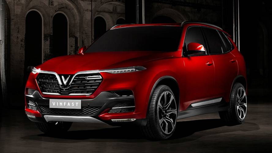 Pininfarina-designed VinFast saloon and SUV from Vietnam revealed