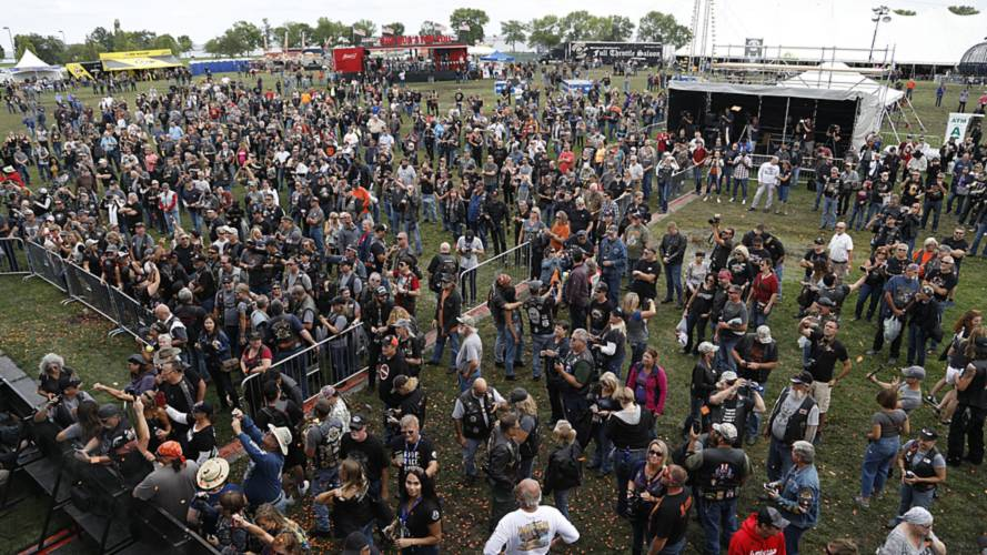 150,000 Visitors Flocked to Milwaukee for H-D's 115th Anniversary