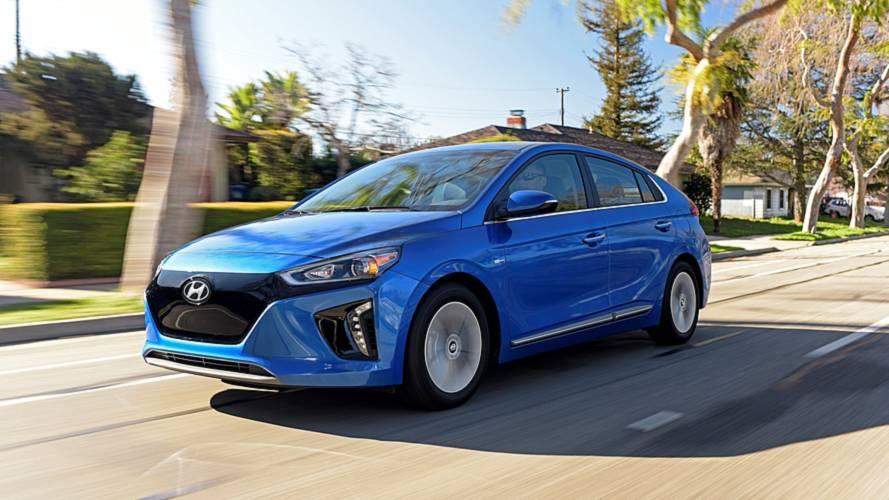Leak: Upgraded Hyundai IONIQ Electric & PHEV Coming In 2019