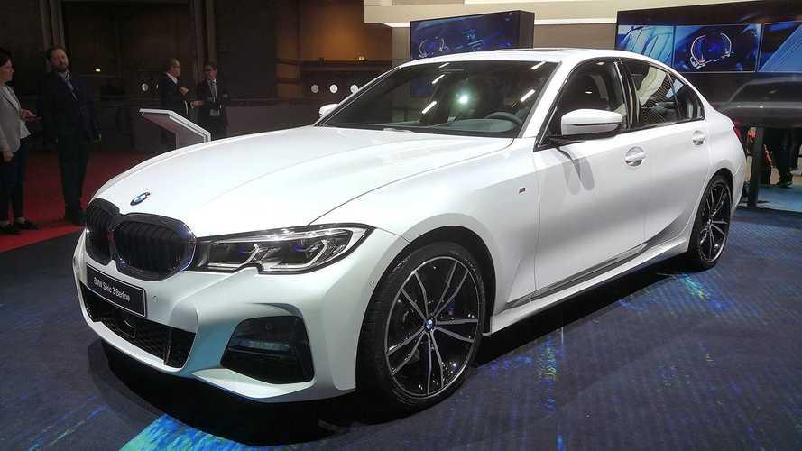 Novo BMW Série 3 híbrido será lançado em meados de 2019