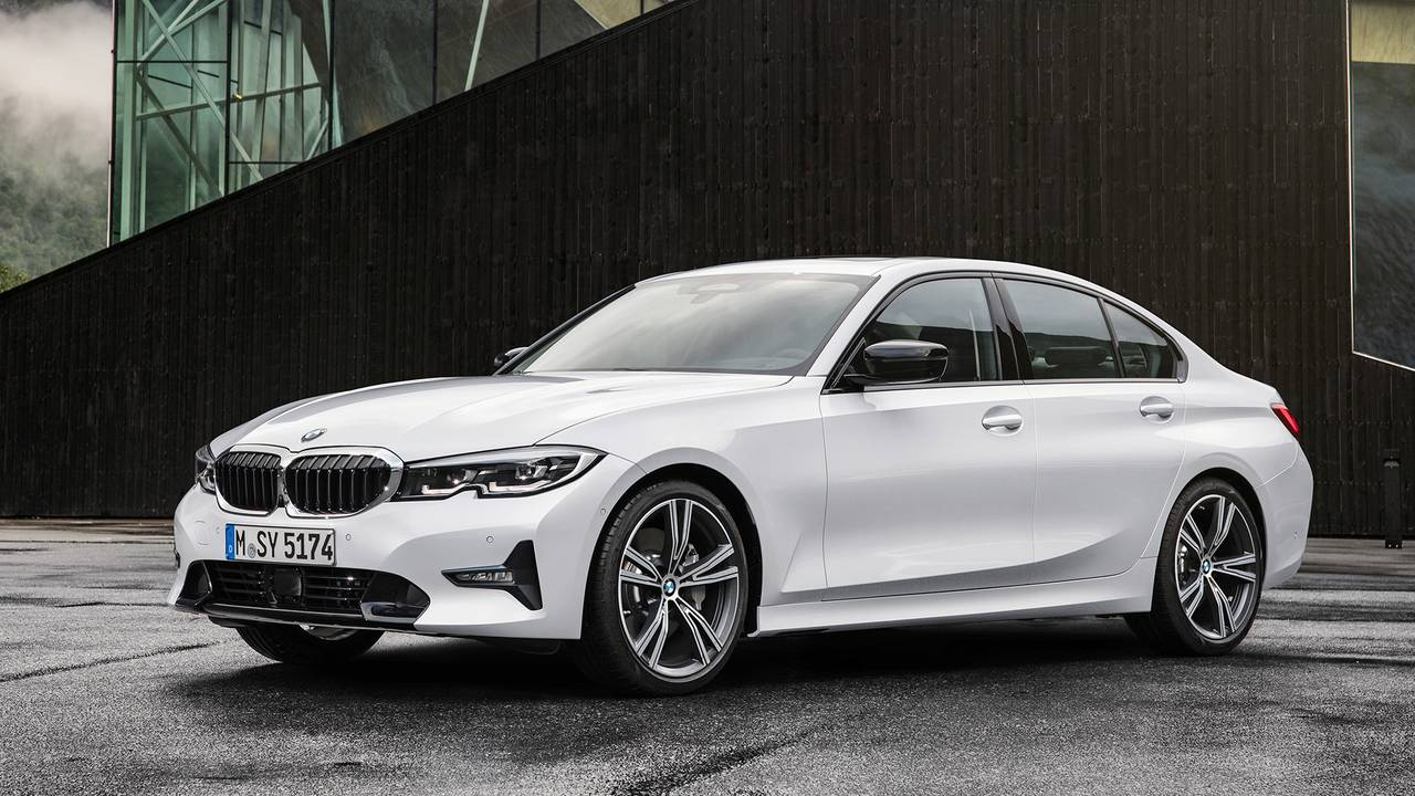 Beste 2019 BMW 3 Series Debuts In Paris With Bigger Body And Bolder Look UW-46