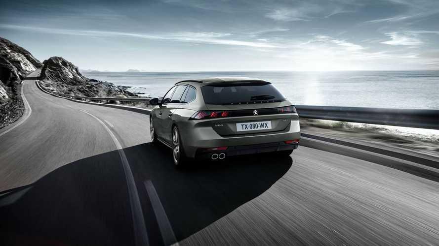 Peugeot 508 R 350 bg'den fazla güçle gelebilir