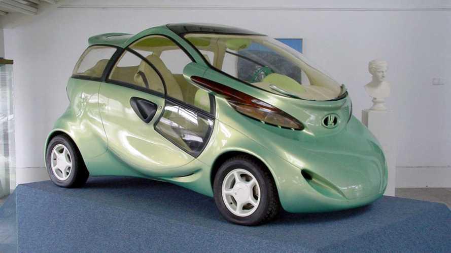 Prototipos olvidados: Lada Rapan 1998 y Lada Peter Turbo 2000