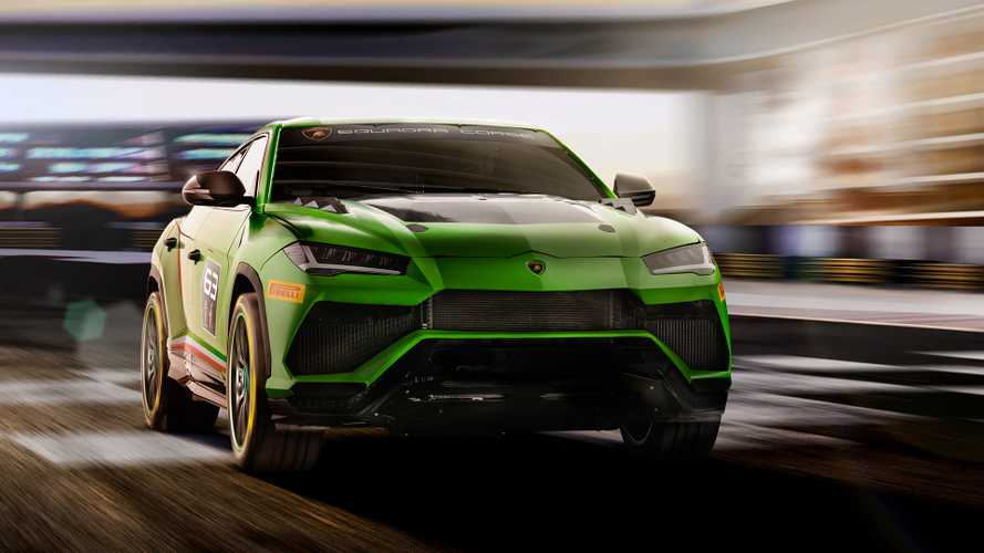 Lamborghini hints Urus ST-X will spawn hardcore road version