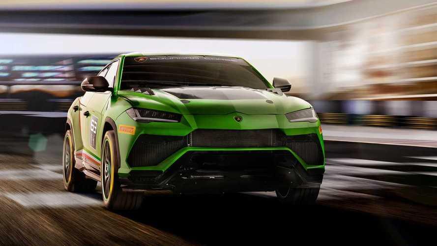 Lamborghini Urus ST-X'in yol versiyonunu çıkarabilir
