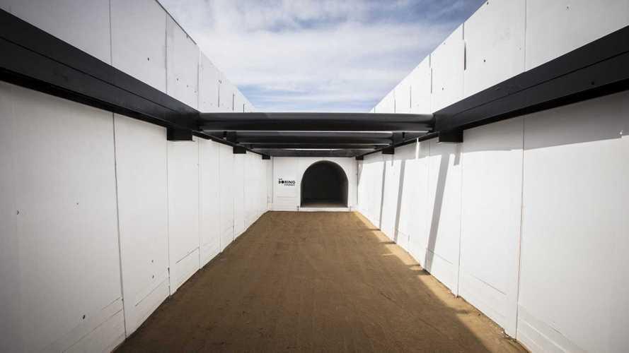 Le premier tunnel de Musk et Boring Company est enfin creusé
