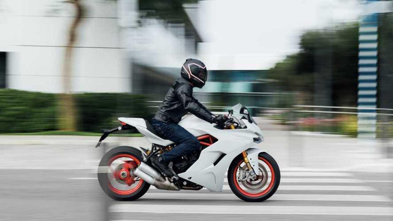 Ducati Supersport Recall