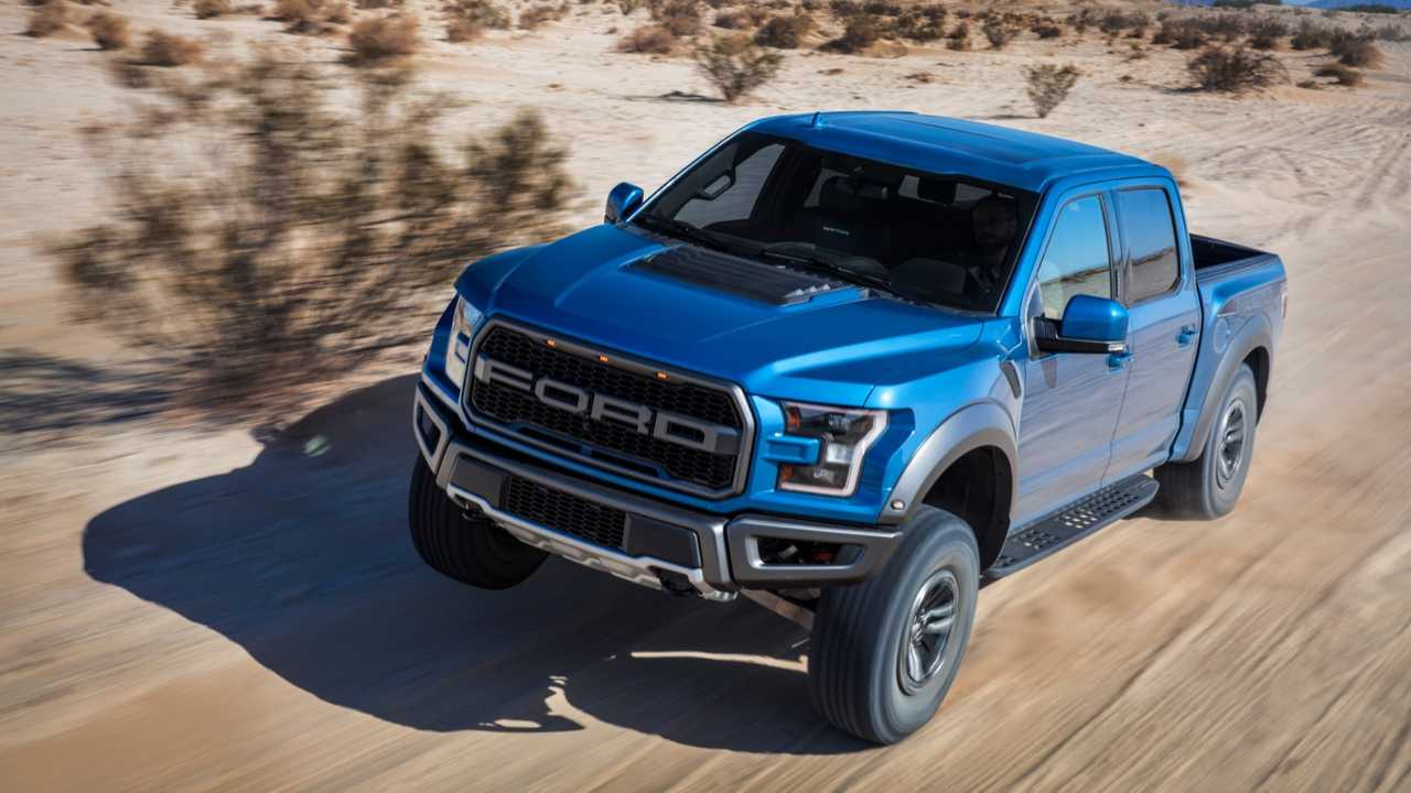 ford f 150 raptor with hellcat rivaling v8 reportedly in. Black Bedroom Furniture Sets. Home Design Ideas