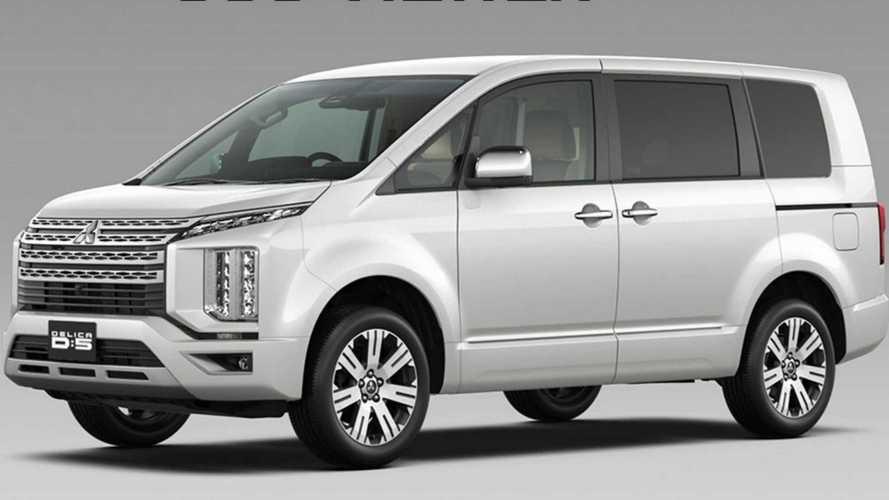 Mitsubishi D:5 Delica 2018