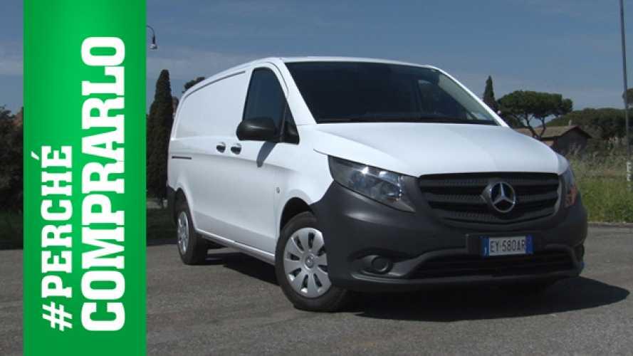 Mercedes Vito 111 CDI | Perché comprarlo... e perché no
