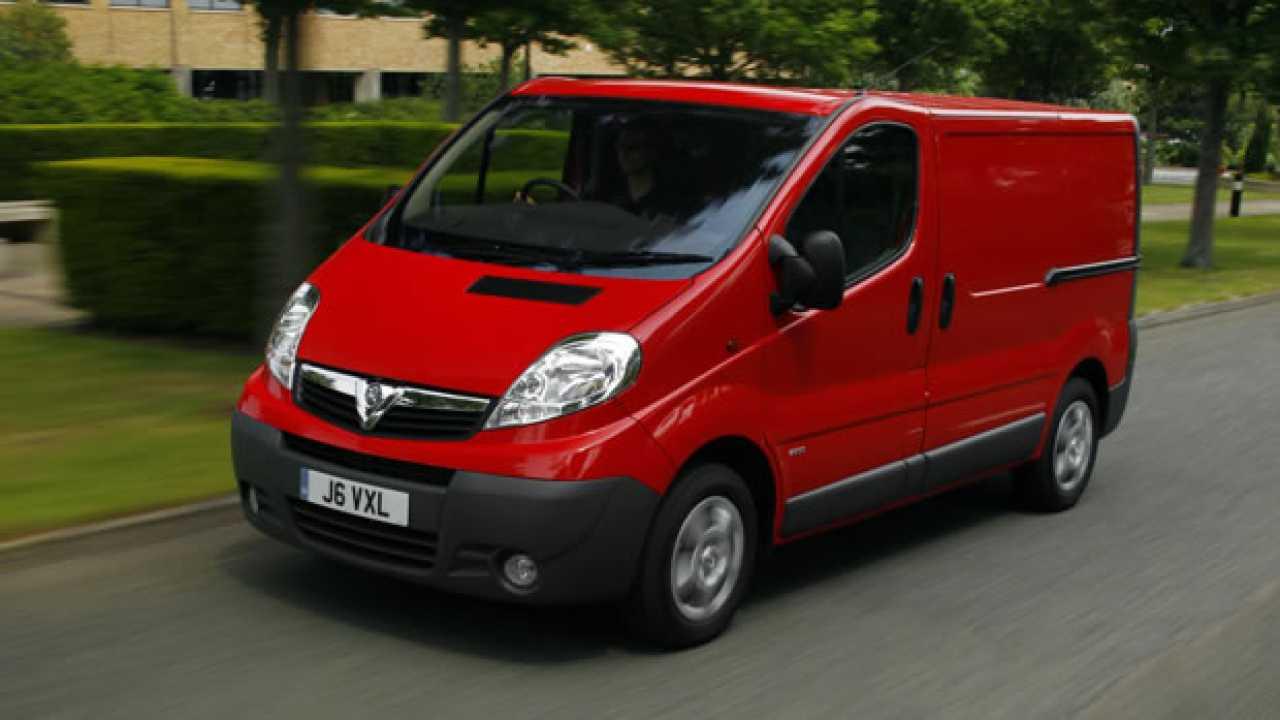 Vauxhall record in UK