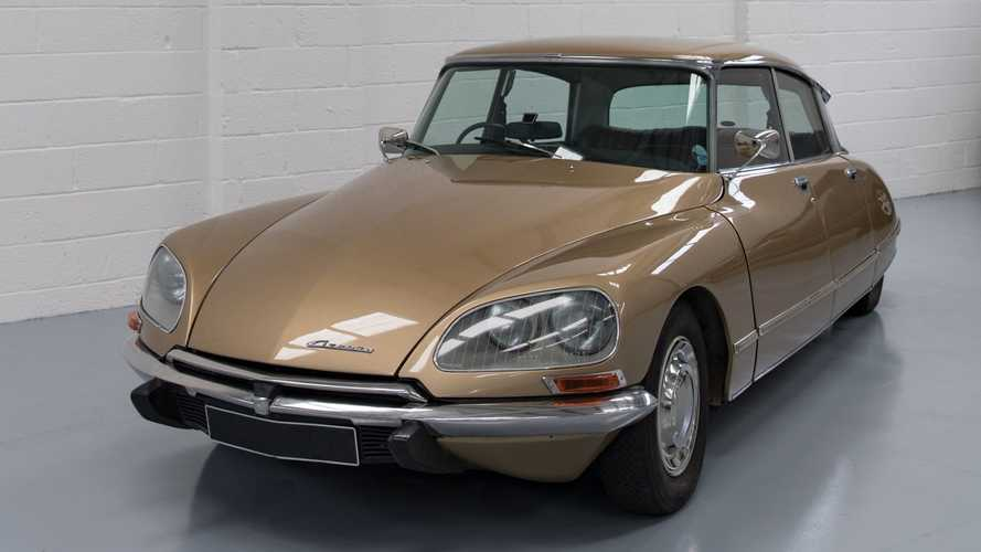 Citroën DS And Electric Power Go Together Like Bread And Butter