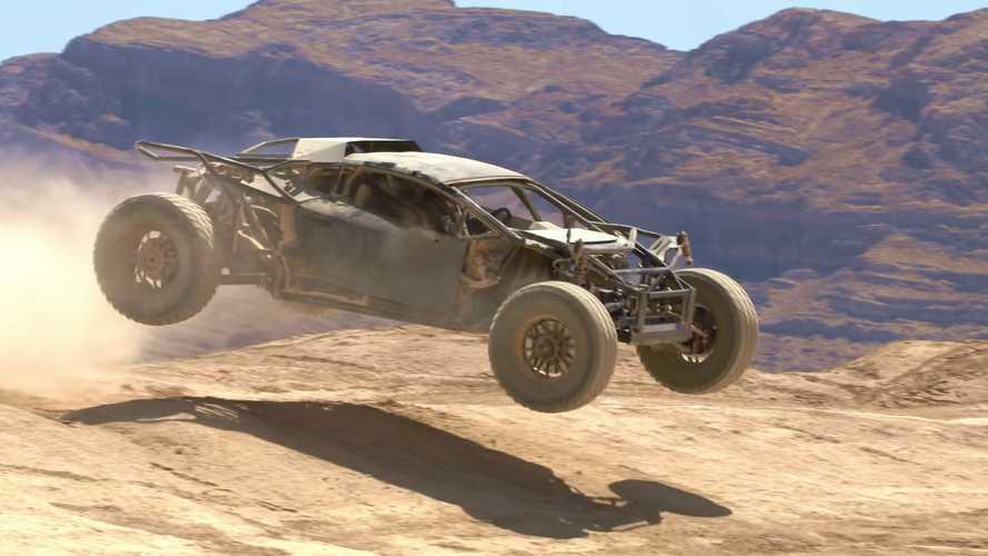 Croyez-le ou non, ce tout-terrain est une Lamborghini Huracan !