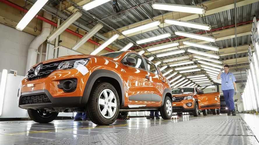 Fábrica Renault - São José dos Pinhais (PR)