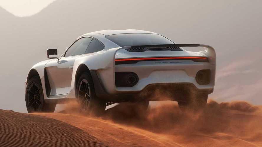 Marsien – это внедорожный Porsche 911 Turbo S