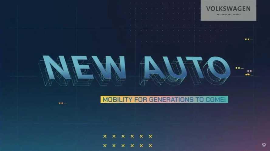 Volkswagen New Auto: Endlich mehr Klarheit bei den Plattformen