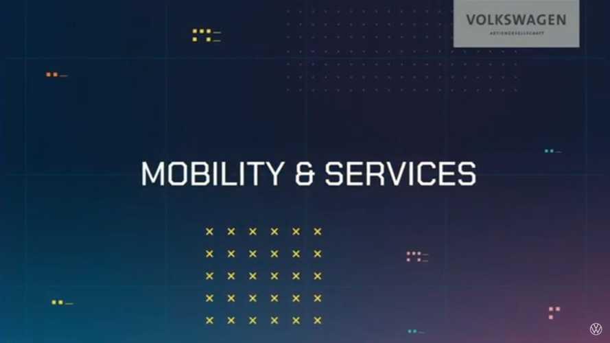 Volkswagen New Auto: Große Pläne in Sachen Shared Mobility