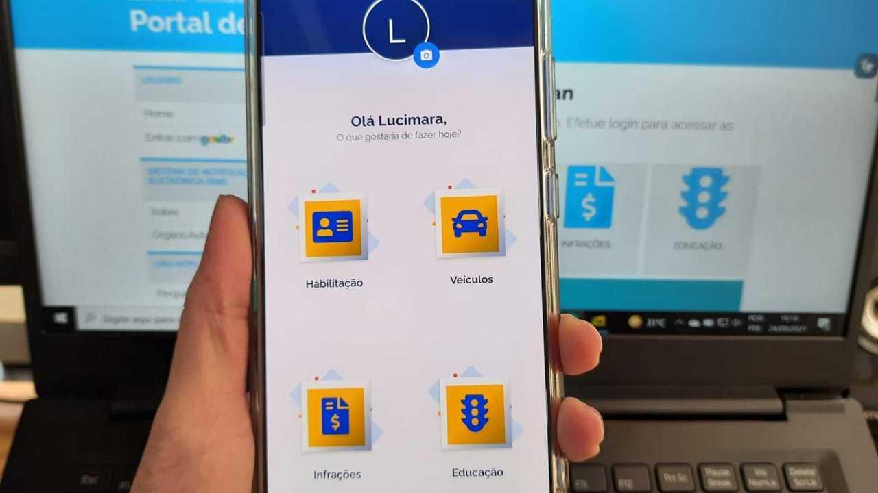 App Carteira Digital de Trânsito - indicação de condutor para multa (1)