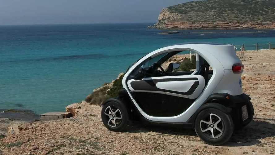 Renault Twizy (2021)