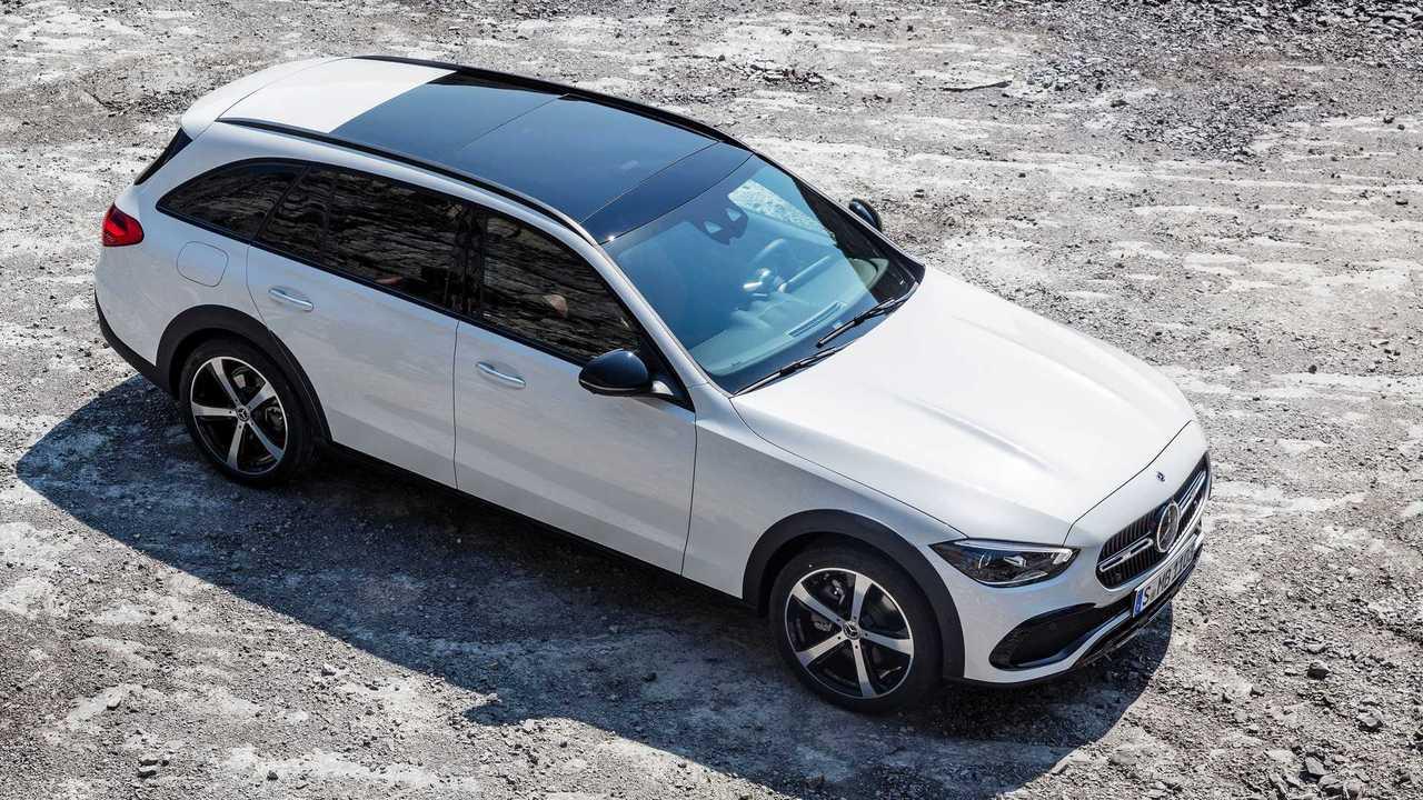 Новый Mercedes-Benz C-класса All-Terrain