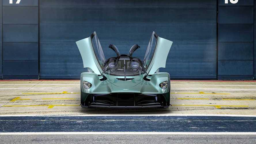 Még az árát sem tudjuk, valaki már majdnem egymilliárdért árulja az Aston Martin hiperautóját