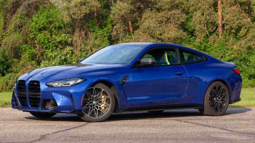 2021 BMW M4 Coupe: Review