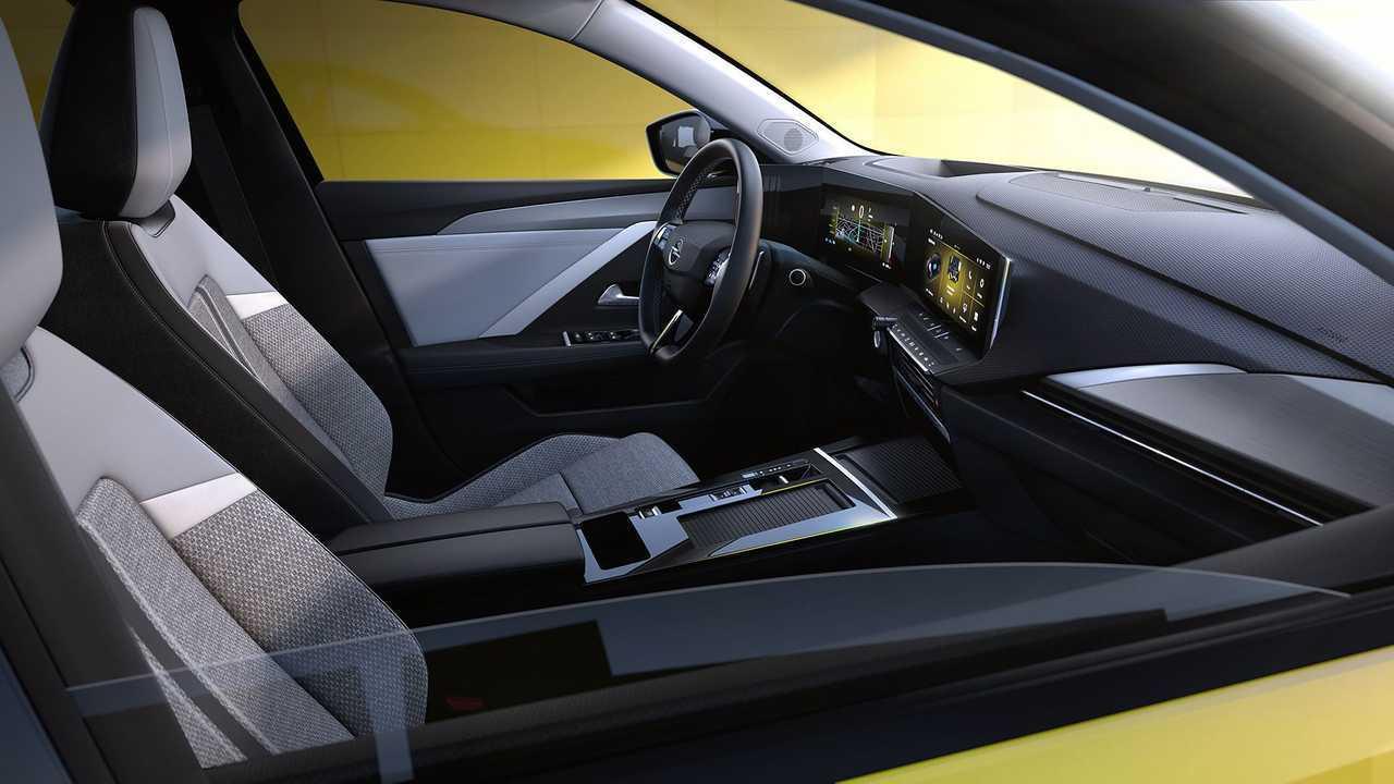 Nuova Opel Astra (2021)