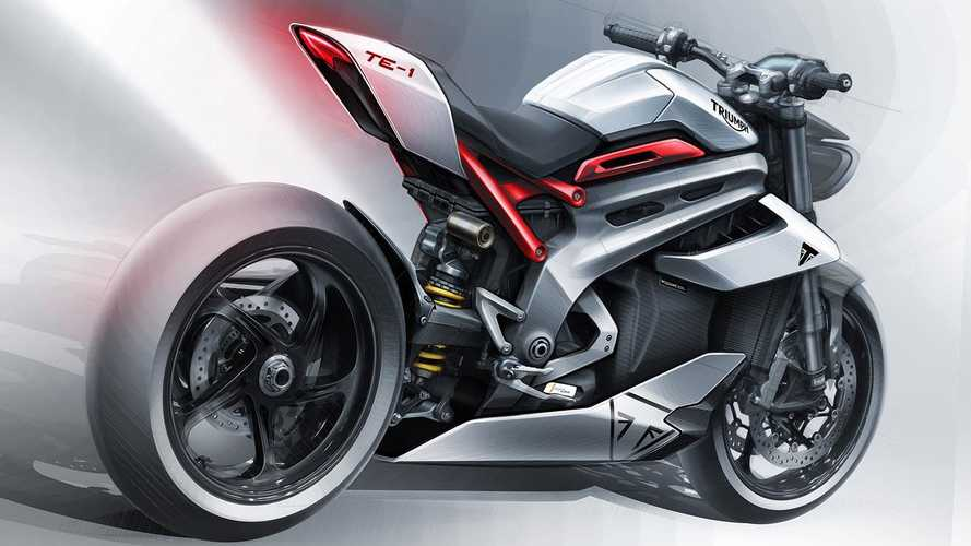 Triumph Electric Motorcycle And Bajaj Projects Are Back On Track