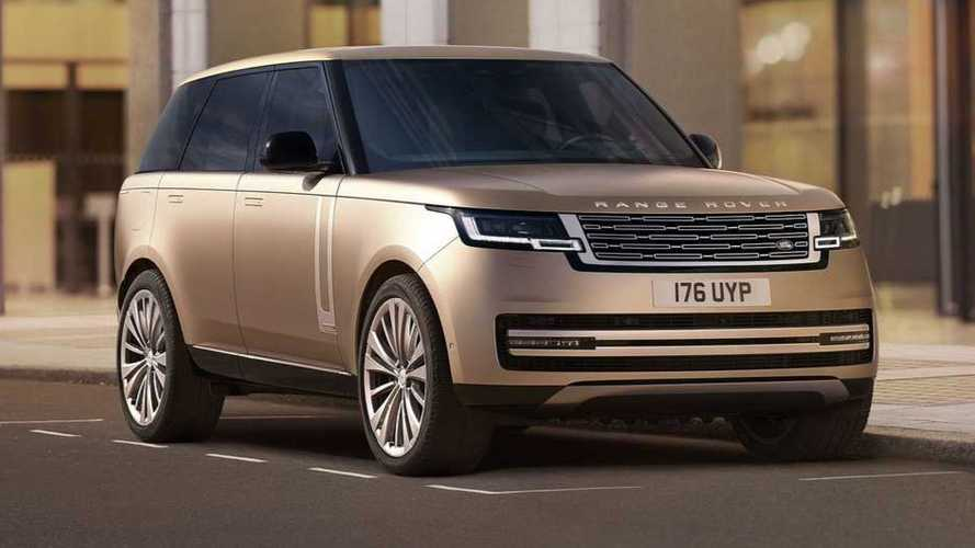 2022 Land Rover Range Rover Revealed: Smoother Looks, All-Wheel Steering