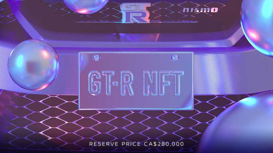 Nissan GT-R NFT