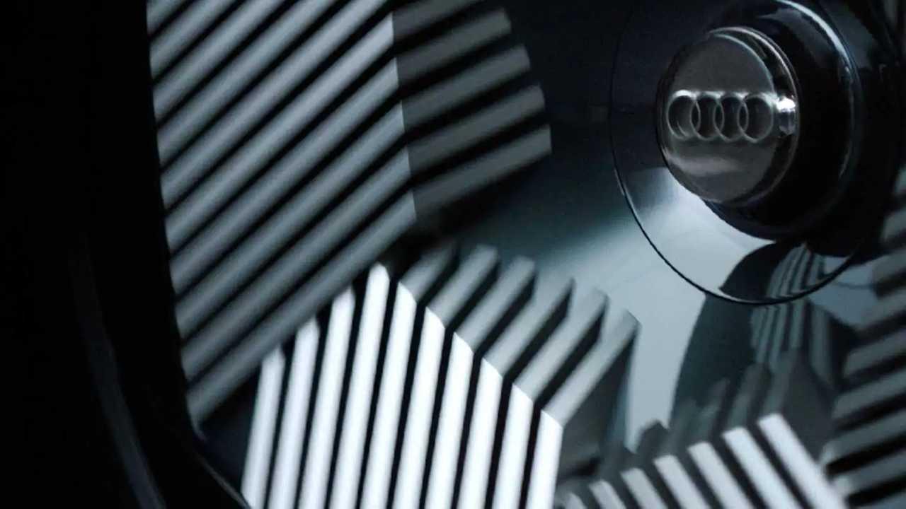 Teaser Audi Skysphere Concept , desain roda.
