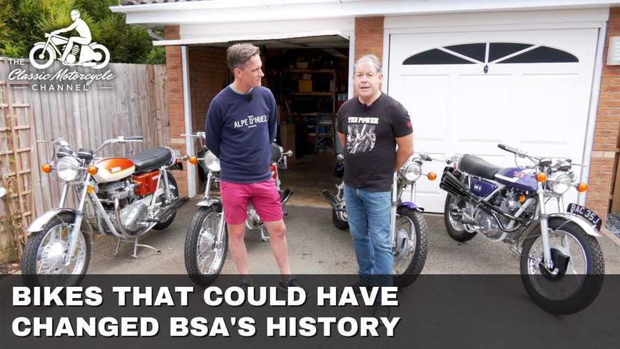 The BSA Power Pack: A History That Nearly Was