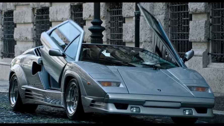 "Lamborghini Countach, yeni ""House of Gucci"" fragmanında başrolde"