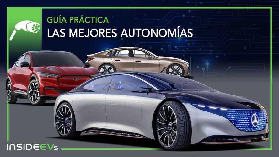 Estos son los coches eléctricos con mayor autonomía